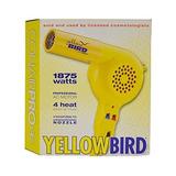 Conair Pro Yellow Bird Secador De Pelo (modelo Yb075w)