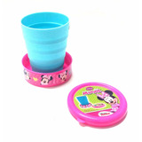 Vaso Plegable Minnie Disney Original - Jugueteria Aplausos