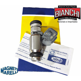 Bico Injetor Magneti Marelli Gol Polo Santana 1.6 1.8 Iwp044