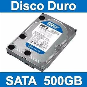 Disco Duro Western Digital 500gb Sata Pc