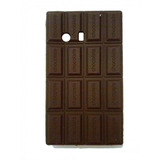 Capa Estilizada Galaxy Y S5360 Chocolate