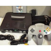 Nintendo 64 - Tudo Original Completo - N64 - 100%ok!+ Brinde