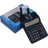 Calculadora Impresora Casio Hr-100tm, Pantalla Lcd 12 Dig