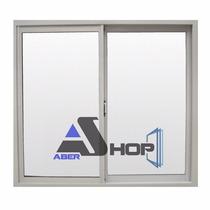 Ventana Aluminio 150x110 Ve Herrero Abershop Oferta