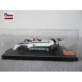 Miniatura Nelson Piquet - Brabham Ford Bt49c - 1981 (1/43)
