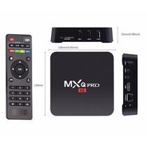Android Tv Box Mxq Pro 4k Kodi Netflix Smart Tv Box Mxqpro