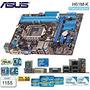 Kit Placa Asus H61m-k Socket 1155 + I3 3220 +4gb 1333ddr3