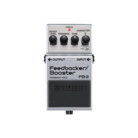 Pedal Fb 2 Feedbacker/booster Boss