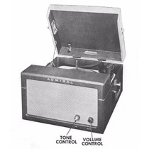 Esquema Eletrônico Eletrola Admiral Modelo 3g18 Via Email