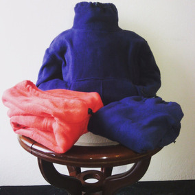 Sweter En Fibra Polar Todas Las Tallas