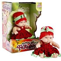 Bonecas Coleção Frutinhas Original Cotiplas (valor Unitario)