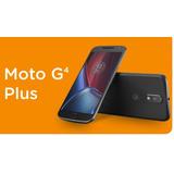 Motorola Moto G4 Plus Nuevo Y Libre De Fábrica