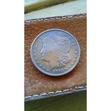 One Dollar De Plata De 1921