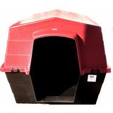 Cucha Casa Para Perros Térmica Impermeable 95x80x70cm