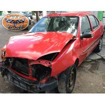 Ford Fiesta Ikon Chocado Partes Refacciones Autopartes Pieza