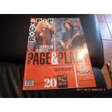 Revista Rock & Pop Led Zeppelin Page &plant N º 20 Ene 96