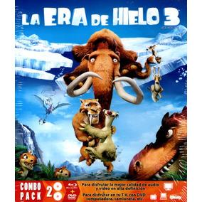 Bluray Era Del Hielo 3 ( Ice Age 3 ) 2009 - Carlos Saldanha