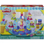 Play-doh Shoppe Dulce Remolino Y Scoop Ice Cream Playset