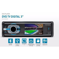 Dvd Positron Bluetooth Usb Tv Digital Sp4730dtv