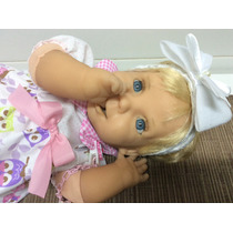 Boneca Miracle Baby Alive Ananda Reborn