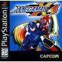 Patches Megaman X4 - Ps1 + Frete Barato