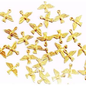 Pingentes Divino Mini Medalhas Lembrancinha Atacado 250 Pç