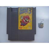Mini Video Juegos Nintendo Nes Americano Retro Zarcillos