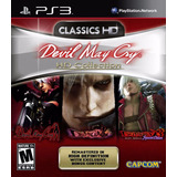 Devil May Cry Hd Collection Ps3 Digital