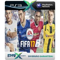 Fifa 17 - Fifa 2017 - Ps3 Cod Psn - Português - Envio 10 Min