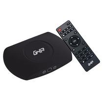 Nuevo Smart Tv Box Ghia Quad Core, Ethernet, Wifi, Hdmi, 4k