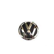 Emblema Vw Da Tampa Traseira Fox/golg4/g5/golf/polo Hatch