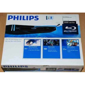 Bluray Phillips Serie 2000
