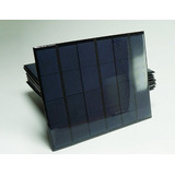1pc 3.5w Sunnytech® 6v 583ma Mini Panel Solar Módulo Solar