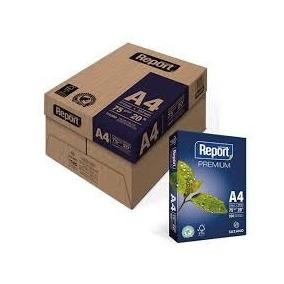 Papel A4 Report Suzano - Caixa 10 Resmas - 5000 Folhas