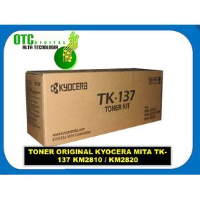 Toner Original Kyocera Mita Tk-137 Km2810 Km2820