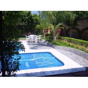 Casa Fin De Semana Alberca Privada 18 Pers. $1,850 P/noche