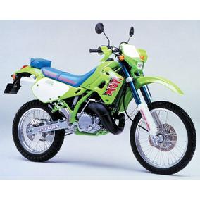 Manual Kawasaki Kdx 250 91/95 Kdx 200 89/94