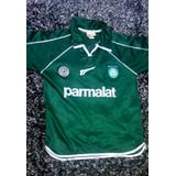 Camisa Palmeiras Libertadores E Mundial 99 Originais Lote!!