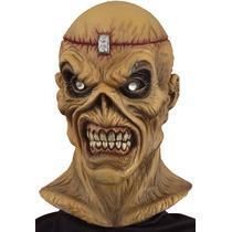 Disfraz Hombre Scary Máscara De La Cabeza Del Metal Del For