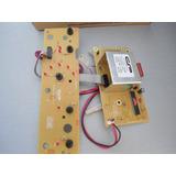 Placa Eletrônicalavadora Brastemp Bwf 08b Potencia+interface