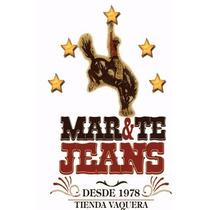Pantalon Jeans Mezclilla Y Poliester Wrangler Corte Vaquero