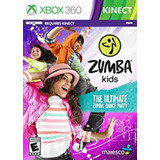 Zumba Kids Xbox 360 Original Kinet Lic