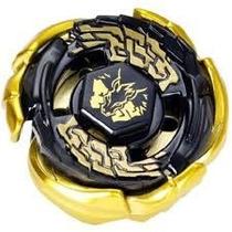 Beyblade Ferro Black Galaxy Pegasus Lançador 2 Ponteirametal