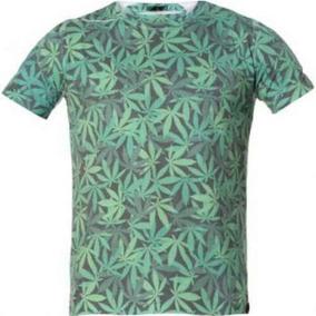Promoção !!! Camiseta Forest Cannabis