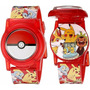 Nuevo Reloj Pokemon Original Digital Luminoso Para Niño