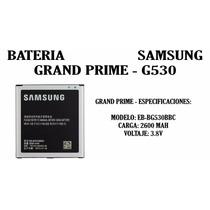 Bateria Grand Prime