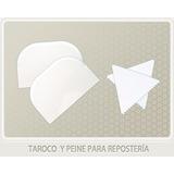 Taroco + Peine Para Tortas / Reposteria, Pasteleria.