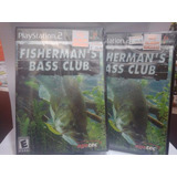 Fisherman`s Bass Club Pesca - Playstation 2