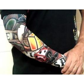 Manga Tatuagem De Braço Modelos Sempre Atual 2 Unidades
