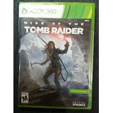 Rise Of The Tomb Raider Para Xbox 360 Nuevo Fisico